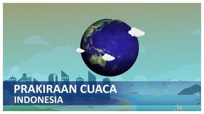 BMKG Prakiraan Cuaca di 33 Kota, Kamis 15 Oktober 2020: Samarinda dan Mamuju Diguyur Hujan Seharian
