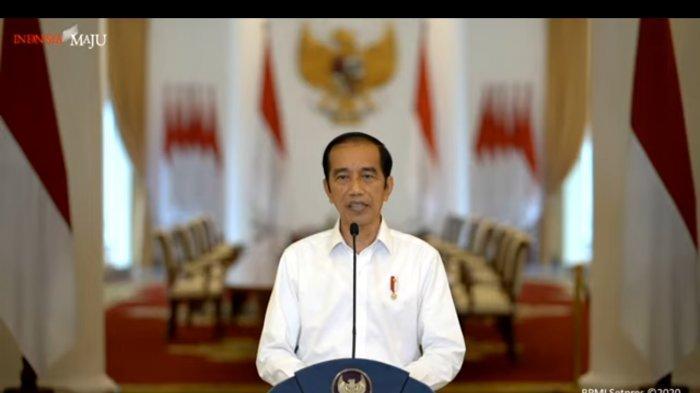 Jokowi Kupas Hoaks Seputar UU Cipta Kerja, dari Gaji per Jam, PHK Sepihak hingga Cuti: Tidak Benar