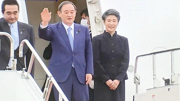 Kunjungi Indonesia, PM Jepang Yoshihide Suga Dijadwalkan Beri Bantuan dan Jalin MoU Pelayanan Medis