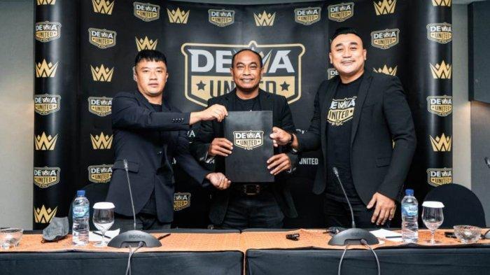 Dewa United FC Dianggap Sebagai Tim Underdog di Liga 2 Indonesia Bikin Senang Rendra Soedjono